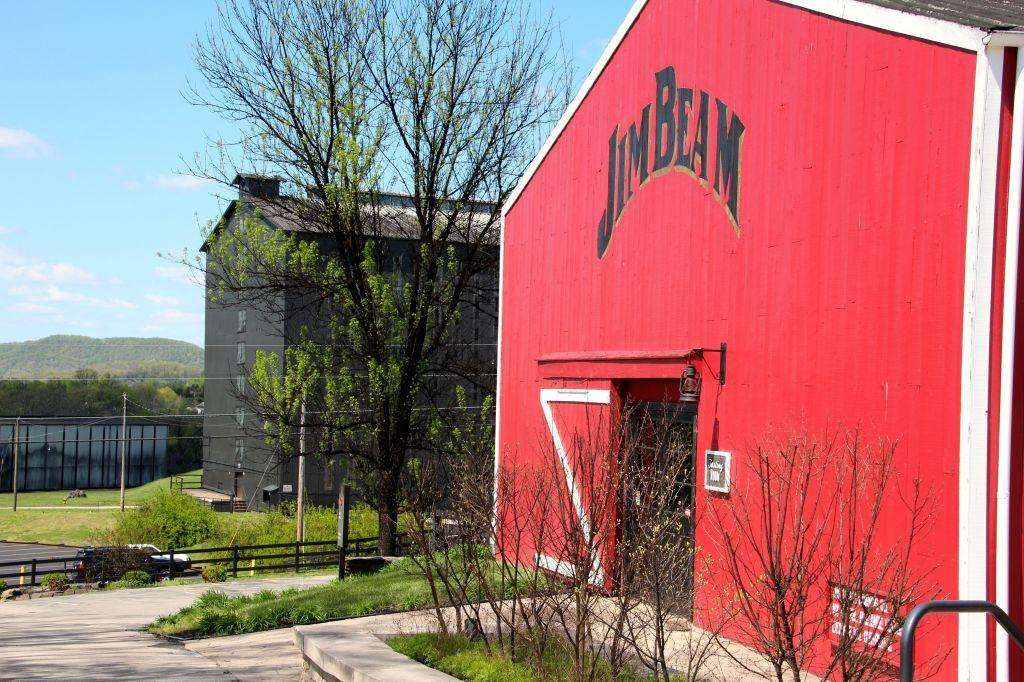 The Jim Beam Distillery on the Bourbon Trail