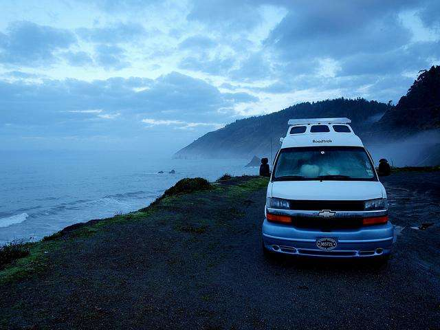 Endless Summer on the Pacific Coast Highway in Your RV