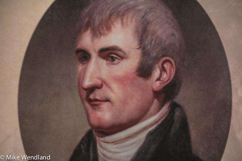 The Mysterious Death of Meriwether Lewis along the Natchez Trace