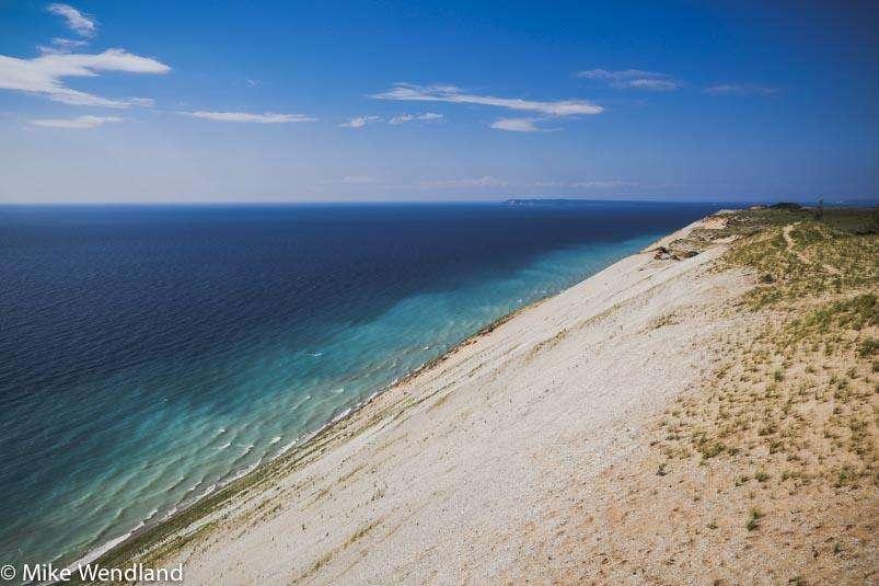 Great Lakes Shoreline Tour – Lake Michigan's northern shores