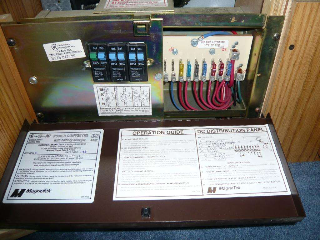Power Up How To Upgrade Your Rvs Magnetek Converter Intelli Wiring Diagram Inside Original