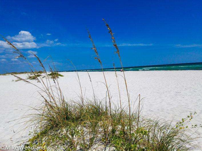 The Gulf Islands Natinal Seashore has some seriously beautiful beaches