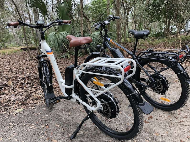 Podcast 265: Why Electric Bikes are so popular with RVers