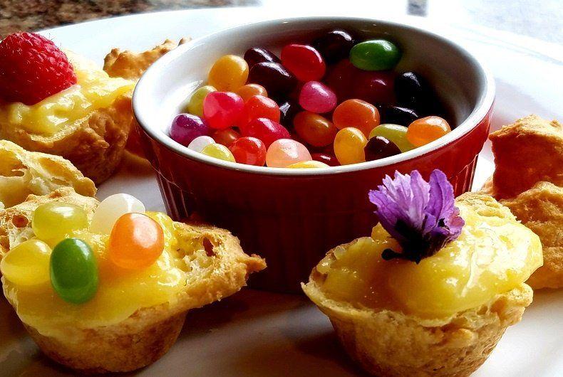 Spring Dessert Bites