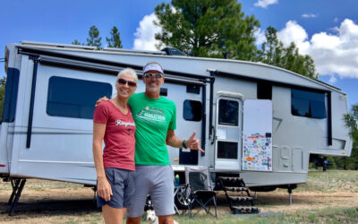 Living out your RV Bucket List