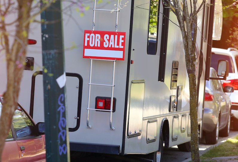 Surprise reason to buy a RV: It's cleaner than a hotel room